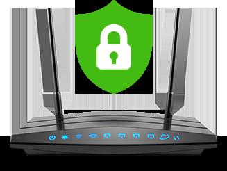 VPN Abdeckung