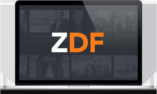 ZDF livestreams außerhalb Deutschland