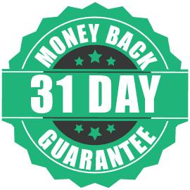 31 Tage Garantie