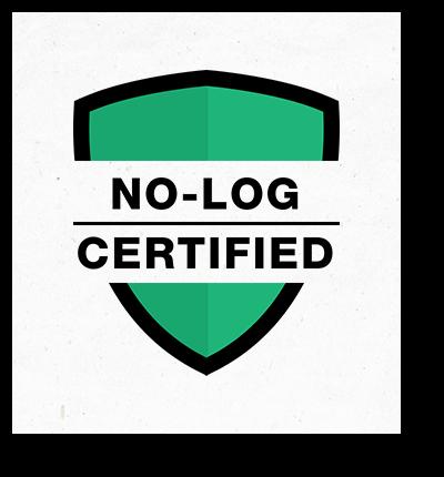 No Log VPN zertifiziert