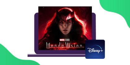 So streamen Sie Folge 8 von WandaVision auf Disney Plus