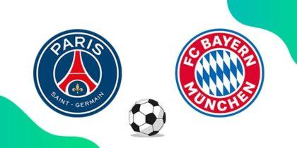 So sehen Sie PSG (Paris Saint-Germain) gegen FC Bayern München live